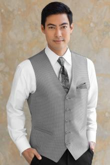 Foundation Heather Grey Vest