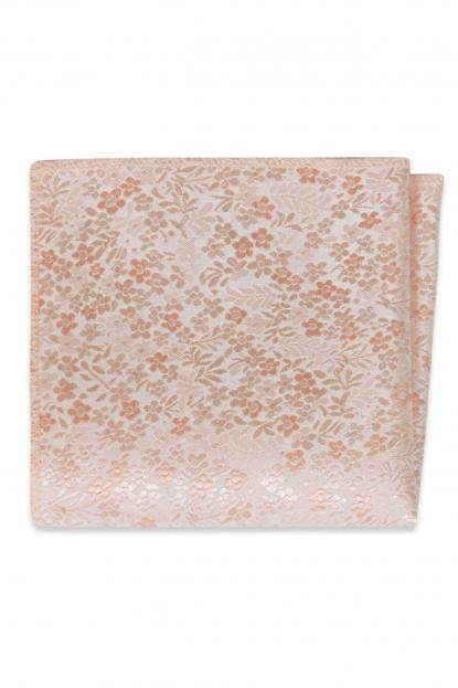 Bellini Floral Pocket Square