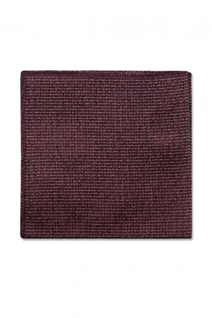 Foundation Wine Pocket Square