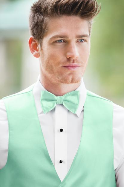 Expressions Mint Bow Tie