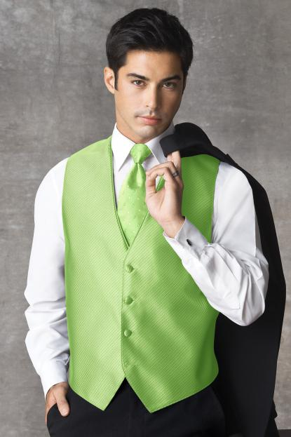 Synergy Lime Green Vest