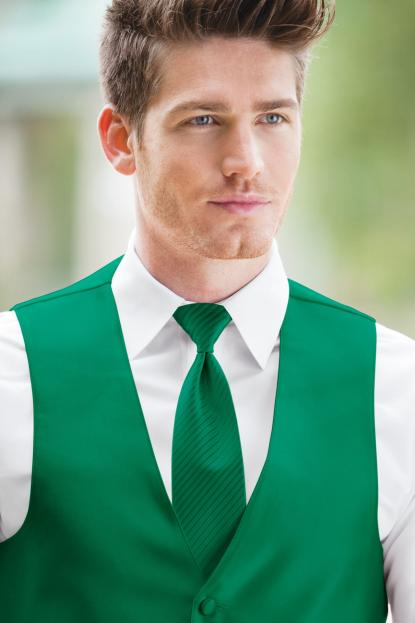 Striped Expressions Emerald Windsor
