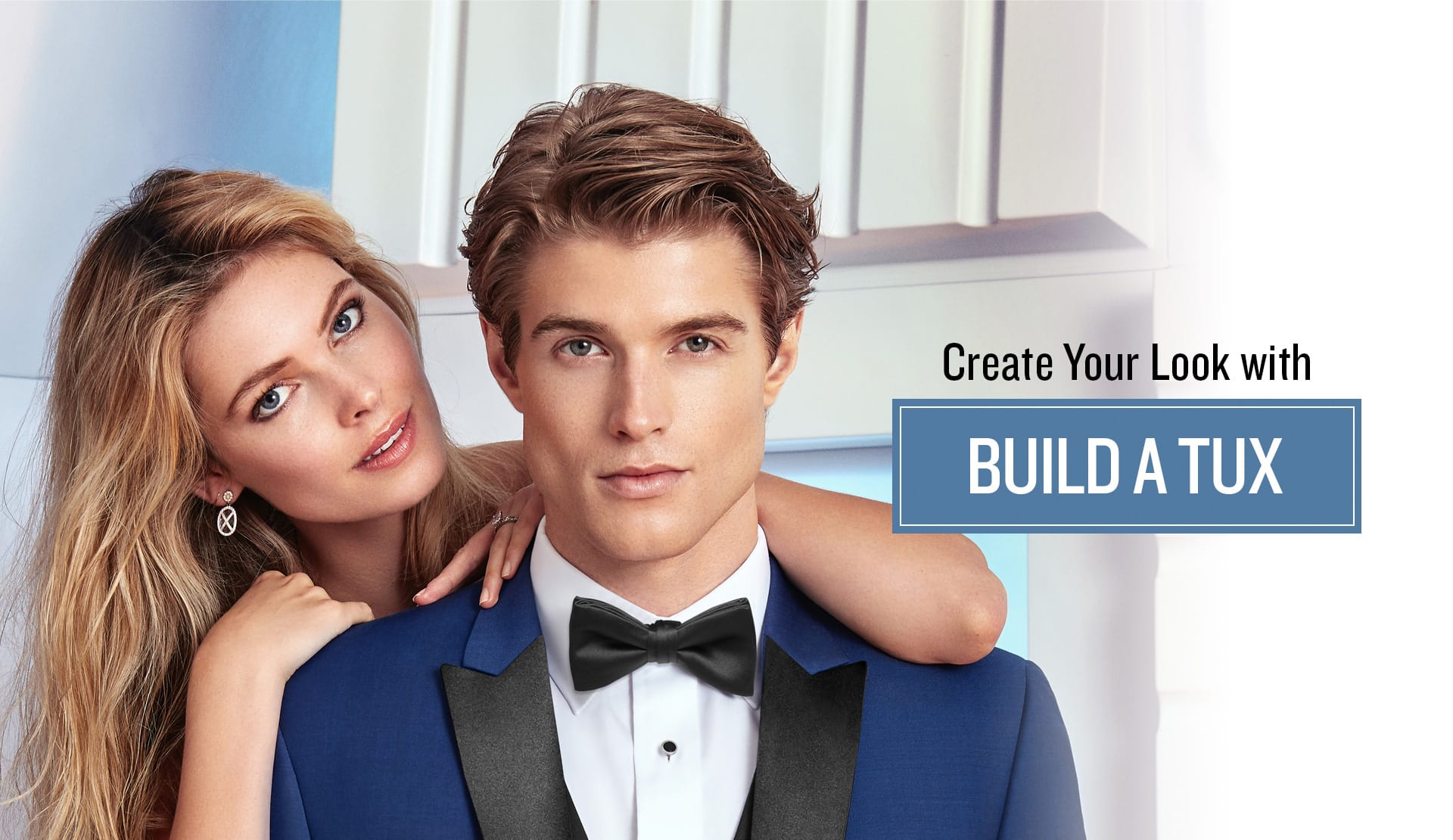 Use Build a Tux to create a tuxedo for your event
